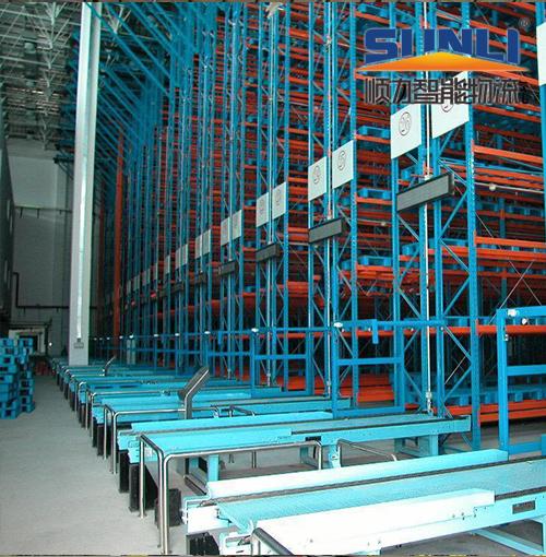 佛山自动化立体库货架