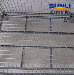 钢材折叠式仓储笼