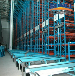 中山自动化立体库货架