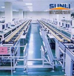珠海自动化分拣系统生产线