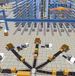 制造业生产物流系统