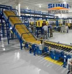 珠海制造业生产物流系统
