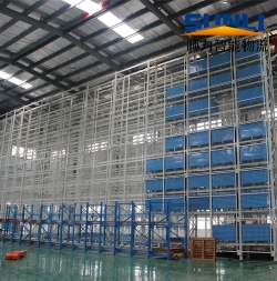 Automated warehouse AS/RS